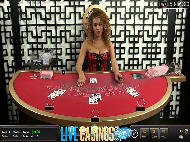 Live Unlimited Blackjack | Casino.com in Deutsch