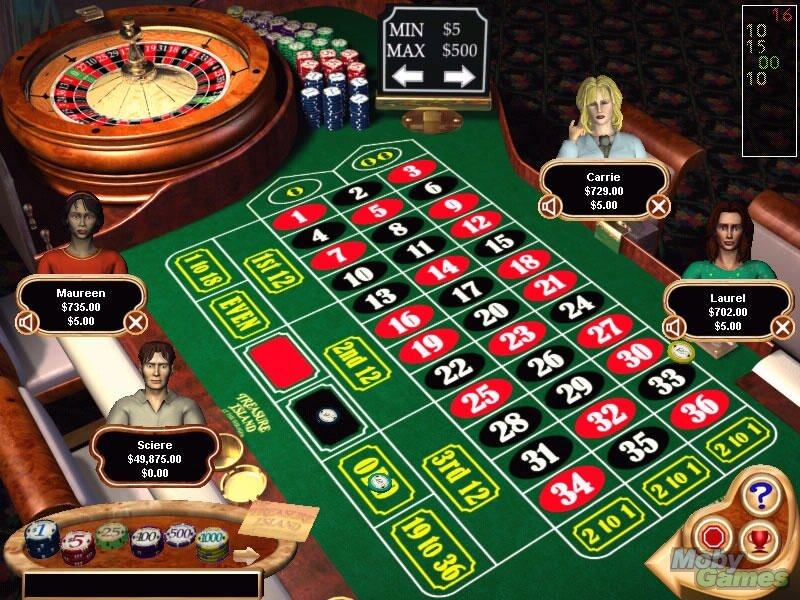 online casino different games