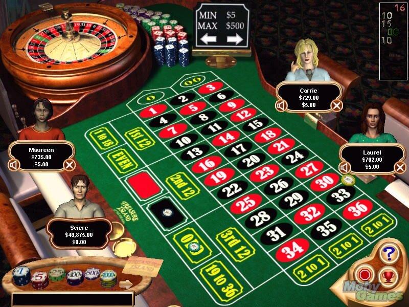online casino different games