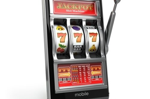 Simulatore slot machine bar